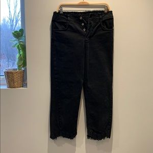 MADE IN ITALY Dixie wide leg jeans